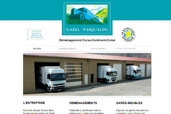 DEMENAGEMENT GAZEL PASQUALINI